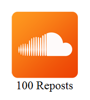 100 SoundCloud Reposts