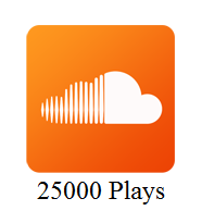 25000 SoundCloud Plays